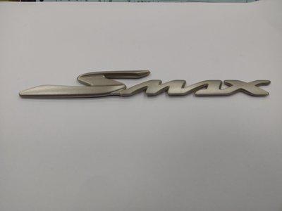 正MOTO YAMAHA部品 SMAX155 車身貼紙 立體貼紙 車貼 金色 直購價為一邊 下標請註明左右