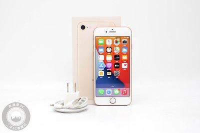 【高雄青蘋果3C】Apple iPhone 8 64G 64GB 金 4.7吋 IOS 14.0 #57584