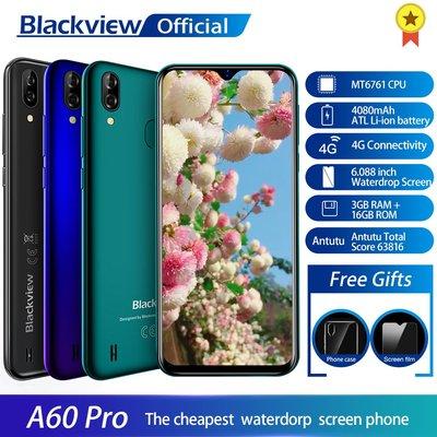 "Blackview A60 Pro 6.1"" 3+16GB 4G 1 year warranty"