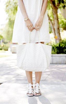 FrLavand法國代購-Goyard St. Louis shopping Bag PM 中型 特殊色 白色 購物包