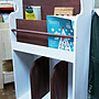 ZAKKA 鄉村風展示櫃(飾品櫃雜貨架書櫃書架木...