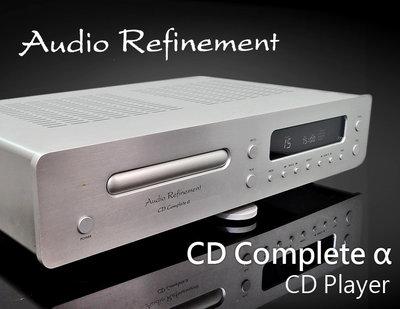 【風尚音響】Audio Refinement   CD Complete α-CD唱盤   福利品 外觀功能極佳