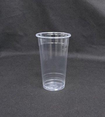 100個/條 500cc【YM500】PP杯 塑膠杯 冰淇淋杯 冷熱共用杯 飲料杯 YM杯 Y杯 平面杯 透明杯