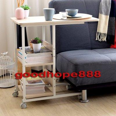 [自然家居]-365GZ-(活動)收納沙發邊桌 平板筆電工作桌 餐桌餐車-[DIY]-3M-85774-非偏遠免