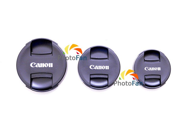 ☆PhotoFan☆ 82mm 副廠Canon中扣式鏡頭蓋 Canon EF 24-70mm f2.8L II USM