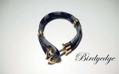 BIRDYEDGE 蛇皮 船苗 手環 ...