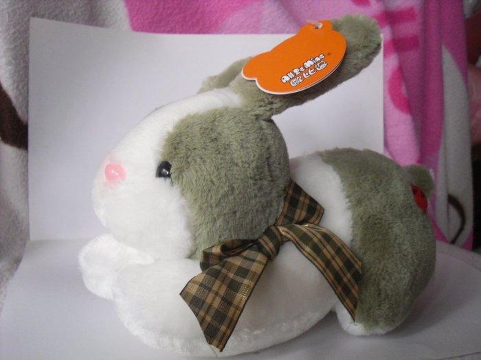 可愛兔子 玩偶   觸感柔細