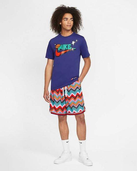 南◇2020 5月 NIKE DNA CITY BASKETBALL 短褲 民族風 彩色 彩虹 城市限定 籃球褲 球褲