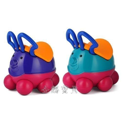 @企鵝寶貝二館@ 台灣製造-小豬滑步車.學步車.助步車~可當存錢筒撲滿 OT-02