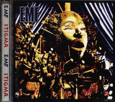 K - EMF - Stigma - 日版 CD+1BONUS 1992 E.M.F.