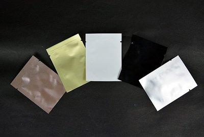 【鋁箔袋】7*9cm/香檳金/100入/80元〈營養品袋、試用包袋、咖啡袋、酵素粉袋、精華液袋〉*預購款*