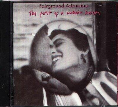 八八 - Fairground Attraction - First of a Million Kisses - CD