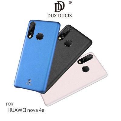 DUX DUCIS HUAWEI nova 4e P30 Lite SKIN Lite 保護殼 膚感 鏡頭保護