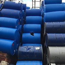 二手 沒整理過的 200 公升 塑膠桶  200L 塑膠桶  沒整理過的 200 公升塑膠桶 此價格只賣大量120個