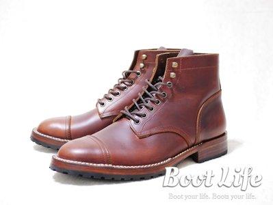 【Boot Life】Onderhoud Company MTO Boots Oak Street Viberg 可參考