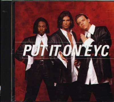 K - E.Y.C. - PUT IT ON E.Y.C - 日版 CD+4BONUS EYC 1996