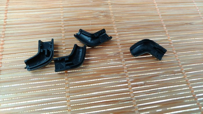 「Cecile音樂坊」最新彎插mmcx 超緊插針+ 高品質彎插殼,SE535 MMCX SHURE 等耳機適用