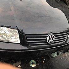 VW BORA 1.6 2001 報廢車零件拆賣