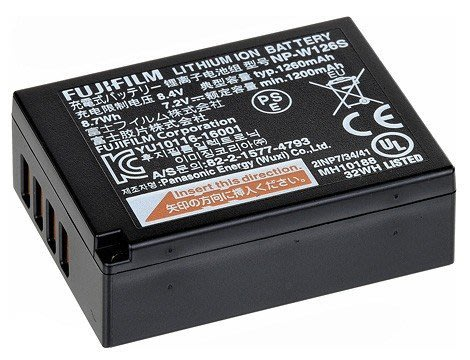 【eWhat億華】Fujifilm NP-W126S 新版原廠電池 XPRO1 XPRO2 XT2 XT10 適用 W126 新款 W126S  平輸 【2】