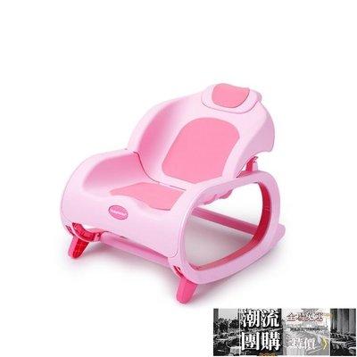洗髮椅洗髮椅兒童可折疊寶寶洗髮椅躺椅可調節洗髮床神器XW【潮流團購】
