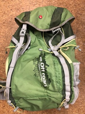 Manfrotto Offroad Camera Backpack 30L (90% new)