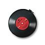HeadphoneDog唱片造型零錢包 /  耳機包...