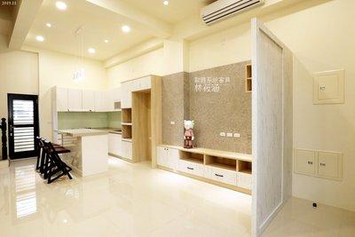 【歐雅系統家具】超質感!清新簡約美宅設計 玄關 客廳 電器櫃 樓梯 衣櫃 書桌 書櫃