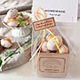Amy烘焙網:日本製折疊方型紙模10入一組/日本折疊北海道戚風杯/方型紙模蛋糕