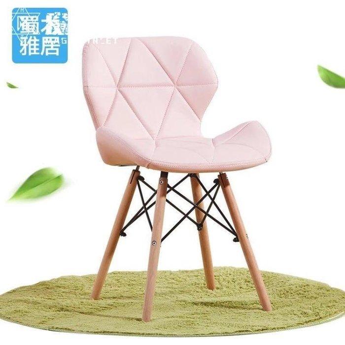 【免運】電腦椅家用臥室懶人辦公椅休閒椅學生椅書桌椅簡約靠背座椅子  【愛購時尚館】