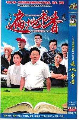 《遍地書香》當代農村劇來喜,王雅捷,范雷,盛石頭光盤DVD碟片