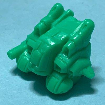 郵寄交收中古扭旦 單色扭蛋 G-保衞者 綠色 SD 淨色 機動戰士Z ZZ 高達 GUNDAM 元祖2121