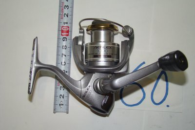 【采潔釣具】 SHIMANO NAVI EX1000中型遠投捲線器 二手釣具 中古釣具  二手捲線器 二手 a60