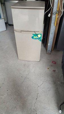 東元雙門冰箱 冷凍下冷藏 六成新 保固 2800