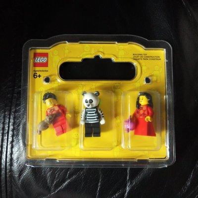 LEGO Minifigure 3 隻 (第1套) (可與 10257 76139 10272 71043 71044 共融)