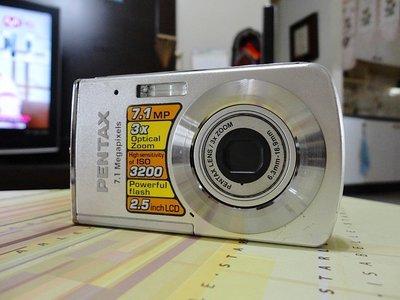 *羅浮工作室=免郵資,功能保固*PENTAX Optio-M30 數位相機