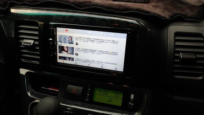 [樂克影音] 豐田 WISH 四核7吋上網機  導航/BT/網路電視/USB音樂/影片/APP商店/GOOGIE