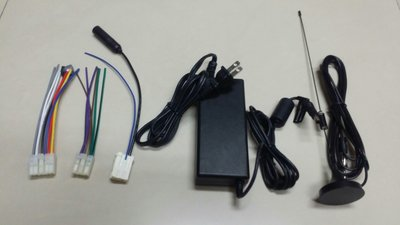 豐田TOYOTA ALTIS CQ-JS76G0WW汽車音響改家用 電源喇叭線 天線轉接頭 家用天線 變壓器