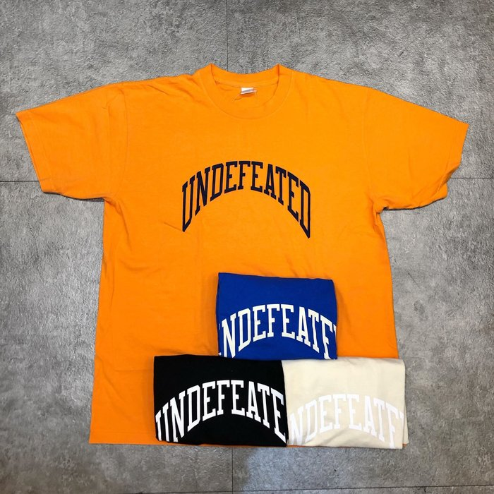 【Faithful】UNDEFEATED SUPER ARCH TEE【80090】 四色