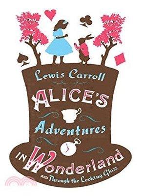*小P書樂園* Alice's Adventures in Wonderland and Through the Loo