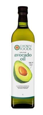 好市多代購-Chosen Foods 酪梨油 1公升