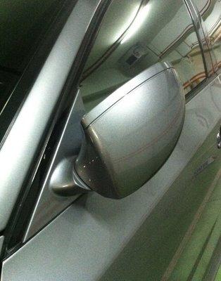 BMW 原廠E60 M5後視鏡 LCI小改款