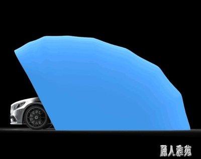 全自動半自動液壓折疊汽車庫伸縮停車棚摩托車遮陽棚防塵車棚TT2218 【樂易閣】