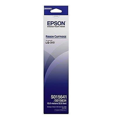 《含稅》全新EPSON S015641 / S015634 原廠色帶適用LQ-310 / LQ310 / 310