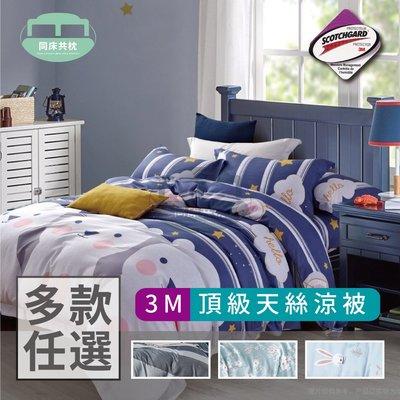 §同床共枕§ 3M頂級天絲涼被 5x ...