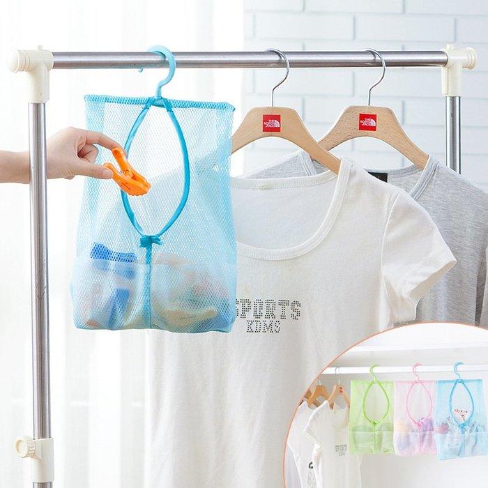 掛勾 收納袋 通風袋 晾曬袋 透氣袋 塑膠袋收納 浴室掛袋 夾子收納 廚房 大蒜 洋蔥 收納 晾乾 提袋