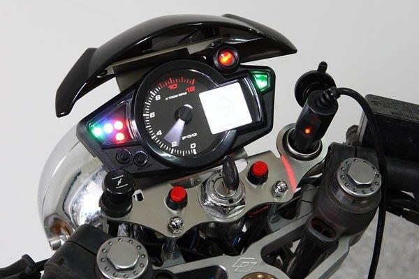 [極致工坊] 野狼 郎R 傳狼 噴射 移植 X-HOT儀表 線組 電路 不鏽鋼 白鐵 錶架