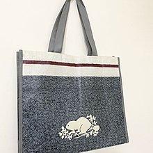 Roots大型環保購物袋