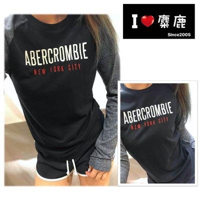 A&F 新款 麋鹿logo 標誌 t 恤 Abercrombie & Fitch 我愛麋鹿 AF正品專賣店
