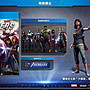 SONY PS4 pro 遊戲片 漫威復仇者聯盟 Marvels Avengers 地表最強版《中文版》