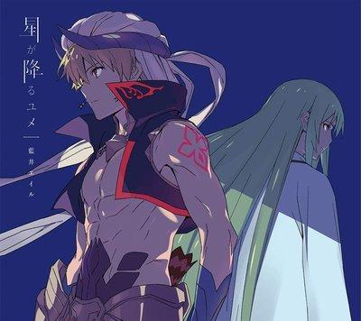 特價預購 藍井艾露 藍井エイル Fate Zero Grand Order ED 星が降るユメ(日版期間盤CD+DVD)